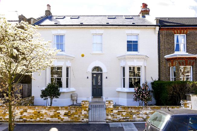 Asking Price £1,950,000, 5 Bedroom Semi Detached House For Sale in London, SW19
