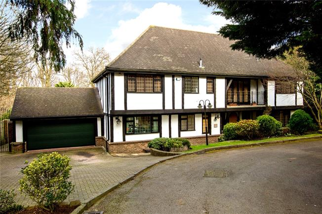 Guide Price £2,975,000, 6 Bedroom Detached House For Sale in London, SW20