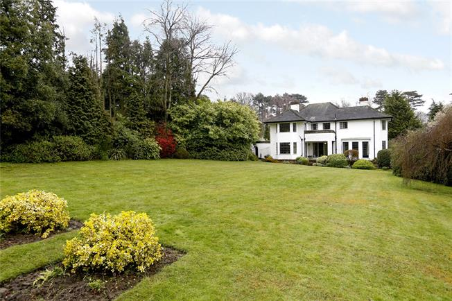 Guide Price £4,250,000, Land For Sale in Surrey, KT2