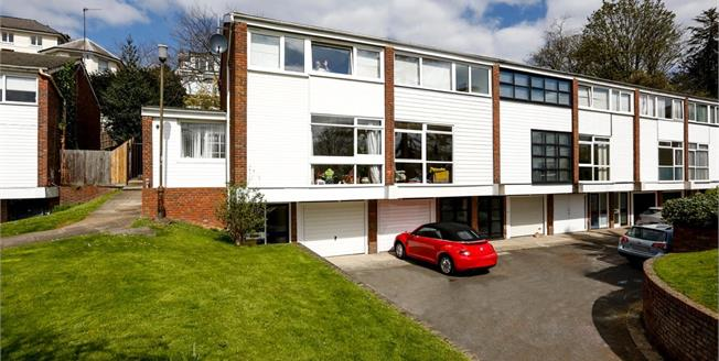 Guide Price £825,000, 3 Bedroom Semi Detached House For Sale in London, SW20