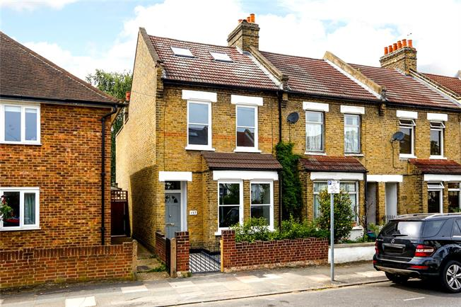Guide Price £1,250,000, 4 Bedroom Terraced House For Sale in London, SW19