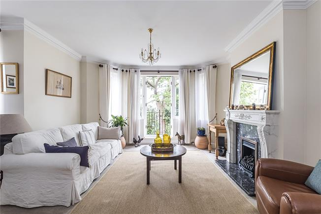 Guide Price £995,000, 2 Bedroom Flat For Sale in London, SW19