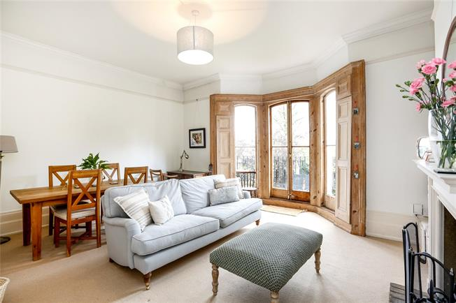 Guide Price £500,000, 1 Bedroom Flat For Sale in London, SW19