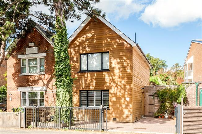 Guide Price £875,000, 4 Bedroom Semi Detached House For Sale in London, SW20