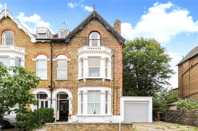 Guide Price £1,900,000, Semi Detached House For Sale in London, SW19