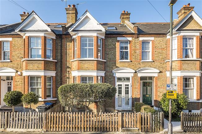 Guide Price £1,165,000, 4 Bedroom Terraced House For Sale in London, SW20