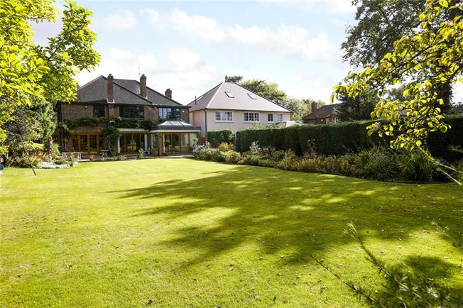 Guide Price £2,650,000, 5 Bedroom Detached House For Sale in London, SW19