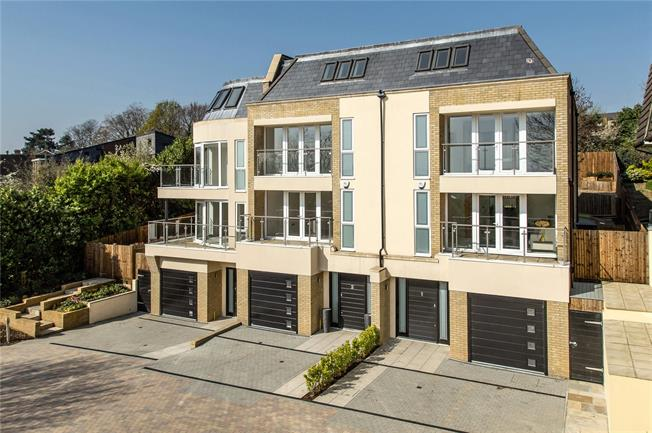 Guide Price £1,825,000, 4 Bedroom Semi Detached House For Sale in London, SW19