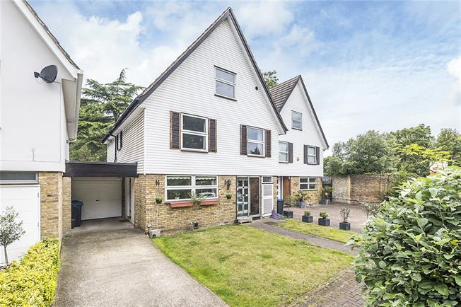 Guide Price £1,475,000, 6 Bedroom Detached House For Sale in London, SW19