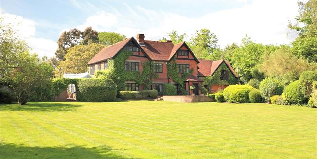 Offers in excess of £1,550,000, 6 Bedroom Detached House For Sale in Bishops Waltham, SO32
