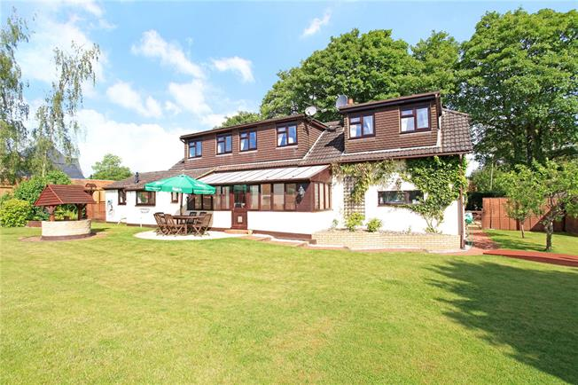 Offers in excess of £625,000, 3 Bedroom Detached House For Sale in Alresford, Hampshire, SO24
