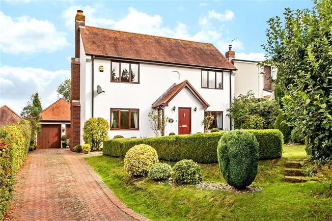 Guide Price £650,000, 4 Bedroom Detached House For Sale in Southampton, Hampshire, SO32