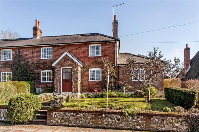 Guide Price £695,000, 4 Bedroom Semi Detached House For Sale in Abbots Worthy, SO21