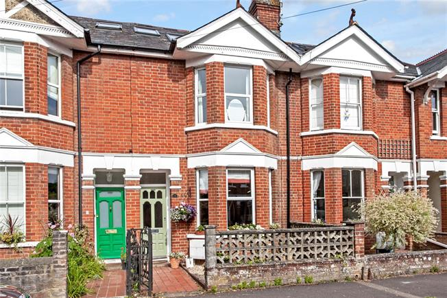 Guide Price £799,950, 4 Bedroom Terraced House For Sale in Winchester, SO23