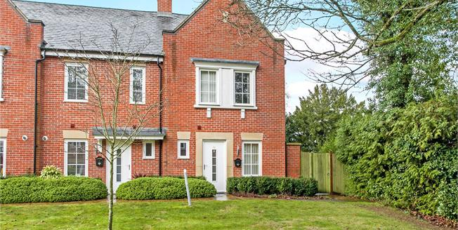 Guide Price £750,000, 4 Bedroom Semi Detached House For Sale in Winchester, Hampshire, SO22