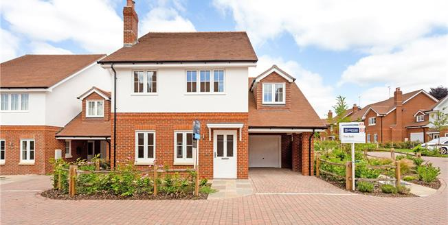 Guide Price £499,950, 3 Bedroom Detached House For Sale in Southampton, Hampshire, SO32