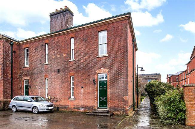Offers in excess of £650,000, 2 Bedroom End of Terrace House For Sale in Hampshire, SO23