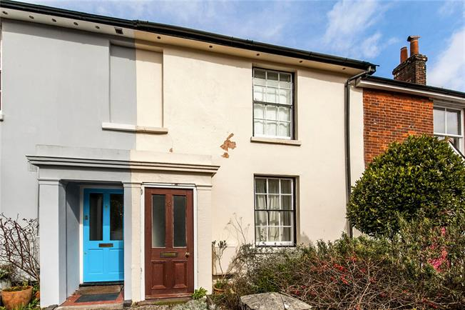 Offers in excess of £550,000, 2 Bedroom Terraced House For Sale in Hampshire, SO22