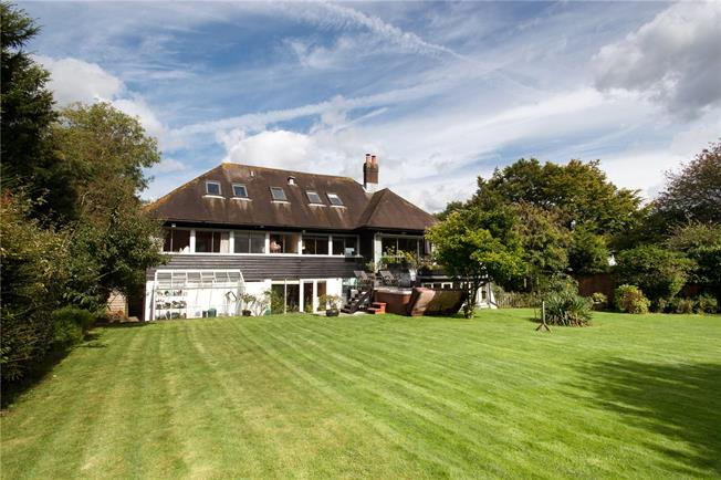 Offers in excess of £1,250,000, 6 Bedroom Detached House For Sale in Winchester, Hampshire, SO21