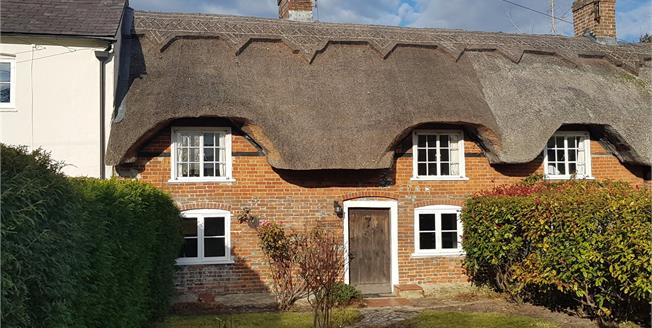 Offers in excess of £400,000, 3 Bedroom Terraced House For Sale in Hampshire, SO21
