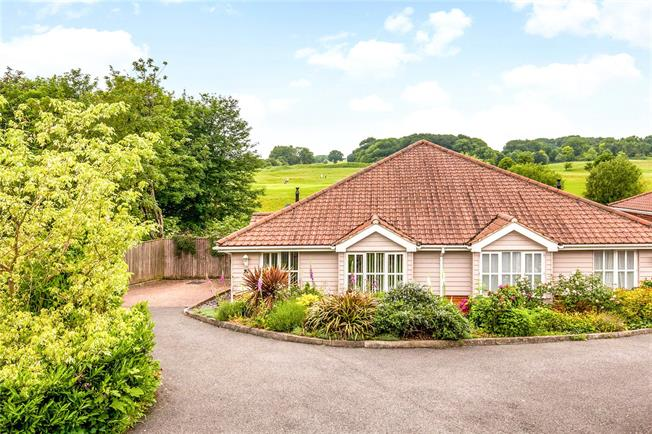 Offers in excess of £400,000, 2 Bedroom Bungalow For Sale in Winchester, SO22