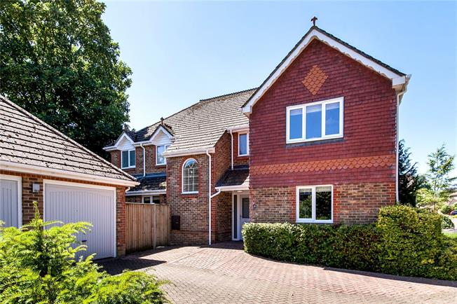 Offers in excess of £1,000,000, 5 Bedroom Detached House For Sale in Littleton, SO22