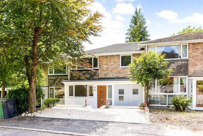 Guide Price £575,000, 4 Bedroom House For Sale in Winchester, SO23