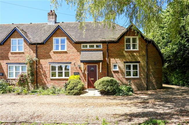 Guide Price £500,000, 2 Bedroom End of Terrace House For Sale in Easton, SO21