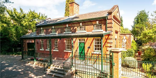 Offers in excess of £1,500,000, 4 Bedroom Detached House For Sale in Winchester, SO23