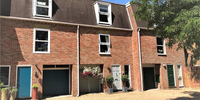 Offers in excess of £560,000, 2 Bedroom Terraced House For Sale in Winchester, SO23