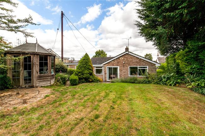 Guide Price £450,000, 3 Bedroom Bungalow For Sale in Micheldever, SO21