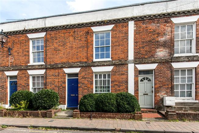 Offers in excess of £500,000, 2 Bedroom Terraced House For Sale in Hampshire, SO23