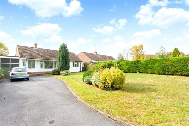 Offers in excess of £600,000, 3 Bedroom Bungalow For Sale in Littleton, SO22
