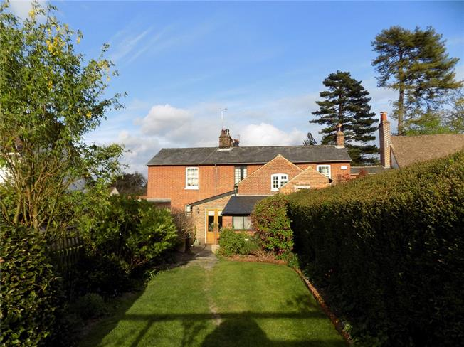 Offers in excess of £350,000, 2 Bedroom Terraced House For Sale in Droxford, SO32
