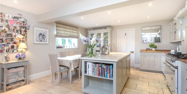 Guide Price £675,000, 3 Bedroom Semi Detached House For Sale in Brown Candover, SO24