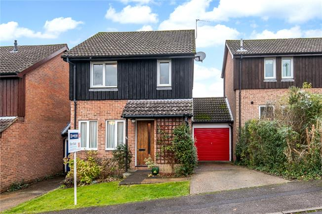 Offers in excess of £350,000, 3 Bedroom Detached House For Sale in Winchester, SO22