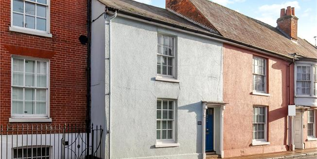 Guide Price £625,000, 4 Bedroom Terraced House For Sale in Winchester, SO23