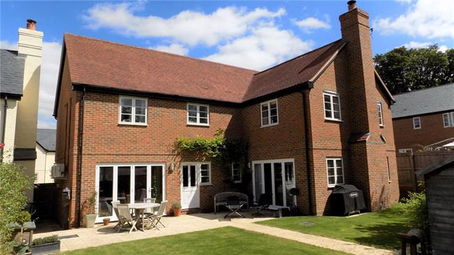 Offers in excess of £700,000, 5 Bedroom Detached House For Sale in Sutton Scotney, SO21