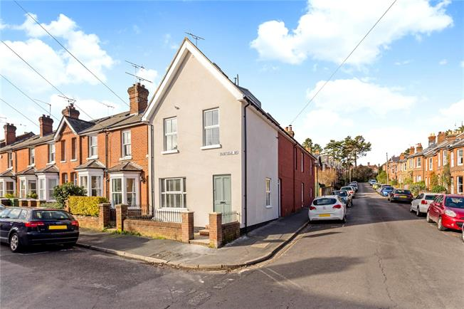 Offers in excess of £600,000, 4 Bedroom Terraced House For Sale in Winchester, SO22