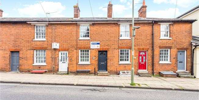 Guide Price £450,000, 2 Bedroom Terraced House For Sale in Winchester, SO23