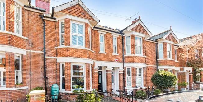 Guide Price £750,000, 3 Bedroom Terraced House For Sale in Winchester, SO23