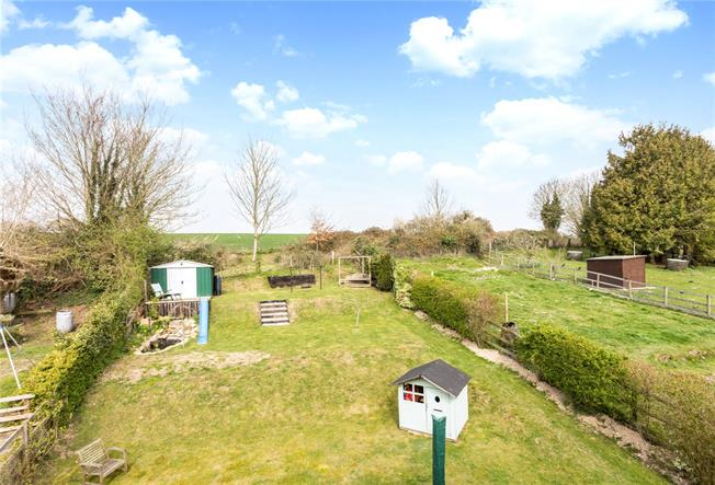 Guide Price £485,000, 4 Bedroom Semi Detached House For Sale in Hampshire, SP11