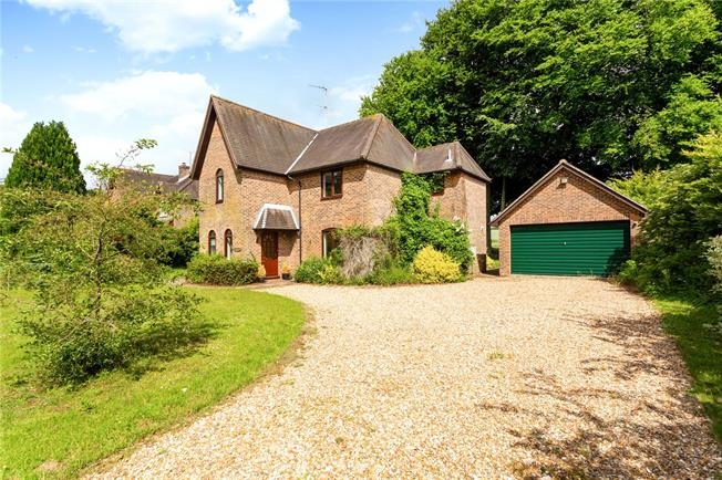 Offers in excess of £900,000, 4 Bedroom Detached House For Sale in Itchen Abbas, SO21