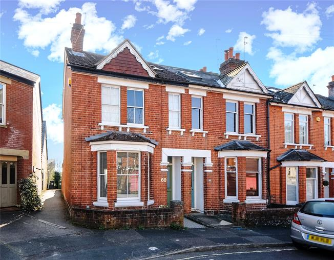 Guide Price £575,000, 3 Bedroom Semi Detached House For Sale in Winchester, SO22