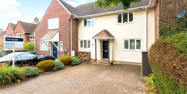 Guide Price £450,000, 3 Bedroom Terraced House For Sale in Winchester, SO22