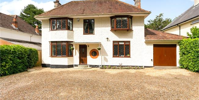 Guide Price £740,000, 5 Bedroom Detached House For Sale in Compton, SO21