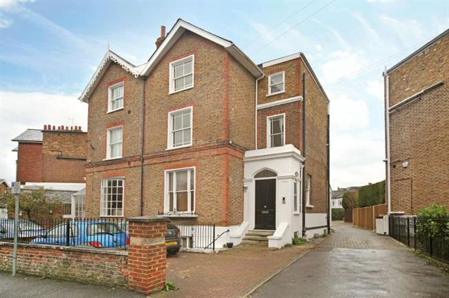 Guide Price £1,250,000, 1 Bedroom Semi Detached House For Sale in Windsor, SL4