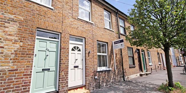 Asking Price £499,950, 2 Bedroom Terraced House For Sale in Berkshire, SL4