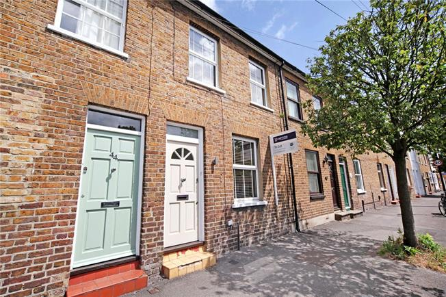 Asking Price £525,000, 2 Bedroom Terraced House For Sale in Windsor, SL4