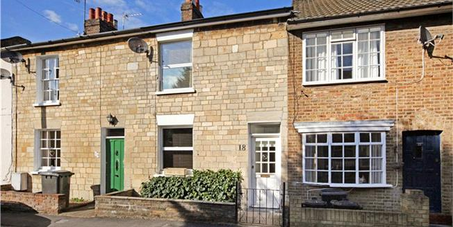 Guide Price £415,000, 2 Bedroom Terraced House For Sale in Berkshire, SL4